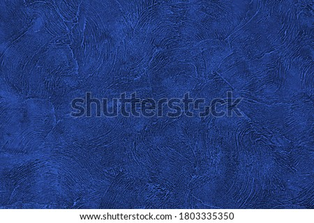 blue background texture wall