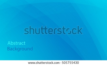 Stock Photo Blue color background abstract art vector
