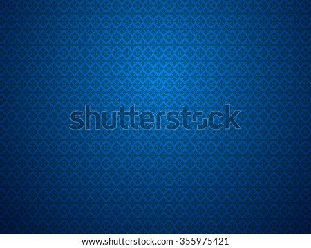 blue dark pattern background