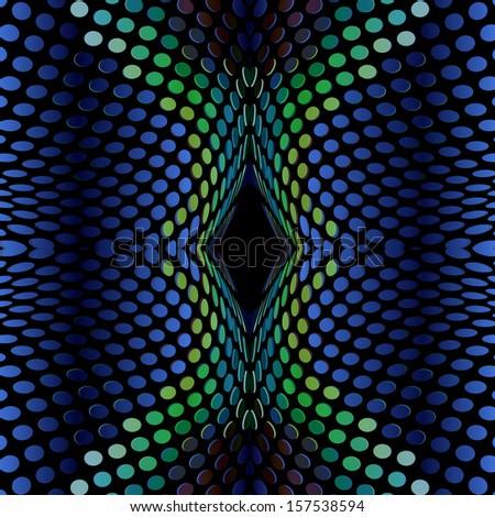 blue design abstractvector