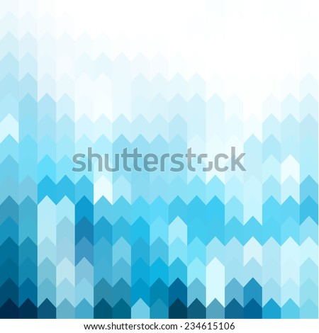 stock-vector-blue-geometric-background-with-arrows-pattern