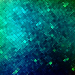 Blue glitters on a soft blurred background with smooth highlights. EPS 10 vector file included