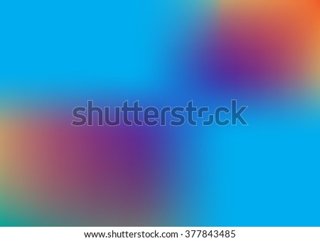 blue gradient abstract