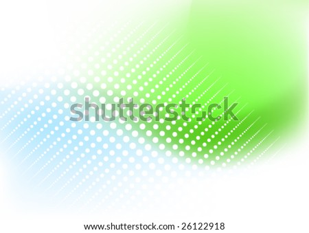 Blue-Green Background