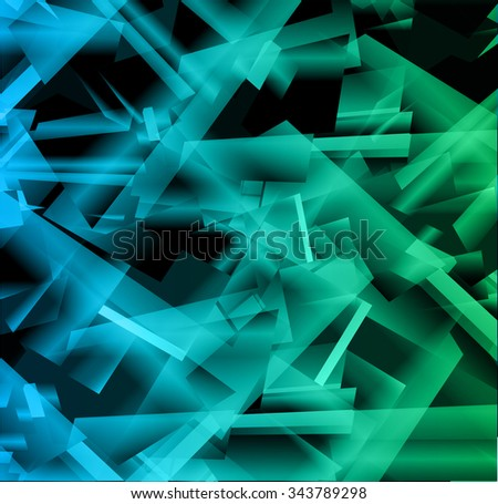 blue green background abstract