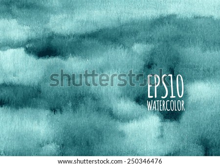 stock-vector-blue-green-dark-watercolor-striped-gradient-abstract-vector-background