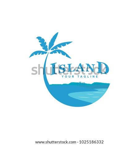 blue island logo