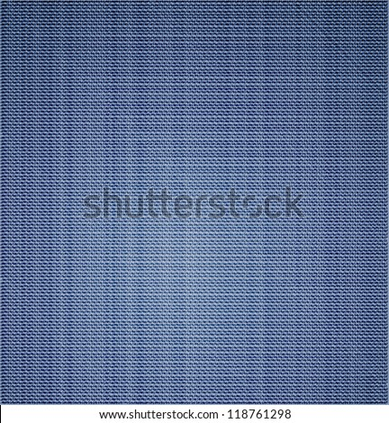 Blue jeans texture close up. Vector illustration