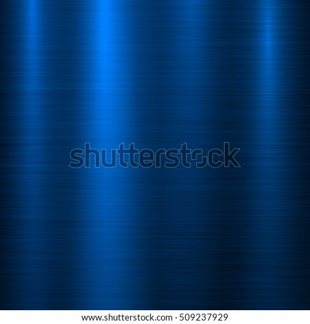 stock-vector-blue-metal-abstract-technology-background-with-polished-brushed-texture-chrome-silver-steel