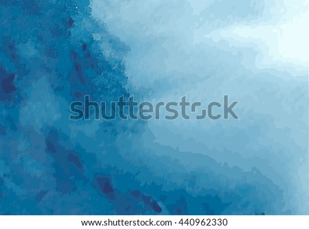 blue nature background