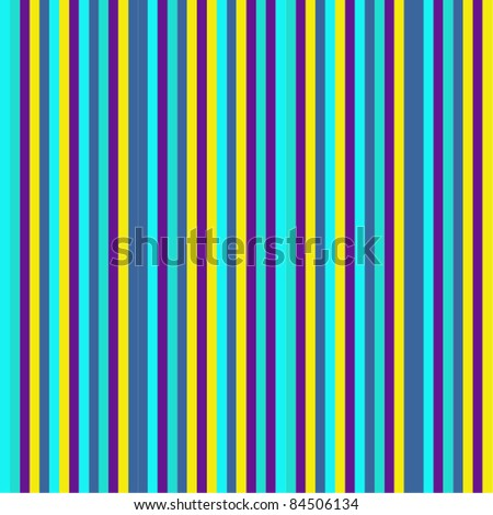 Blue Stripe pattern with stylish colors