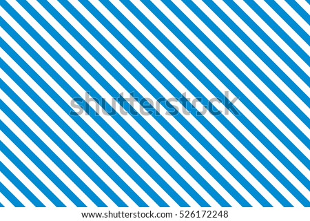 Blue Stripes On White Background Striped Diagonal Pattern Vector Illustration Of Seamless Christmas Or