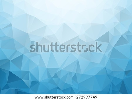 stock-vector-blue-triangle-background