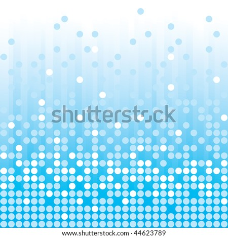 wallpaper vector blue. stock vector : Blue Wallpaper