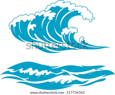 Blue Wave Surf