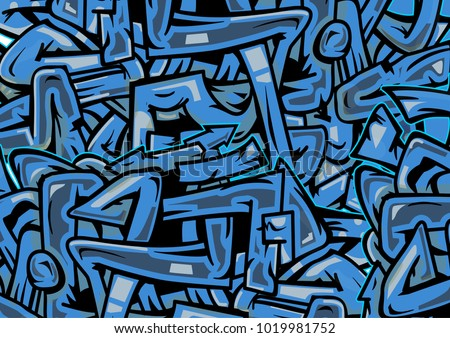 Vector graffiti pieces download free vector art stock graphics blue wild style graffiti texture of crossing arrows and lines urban hip hop background altavistaventures Image collections