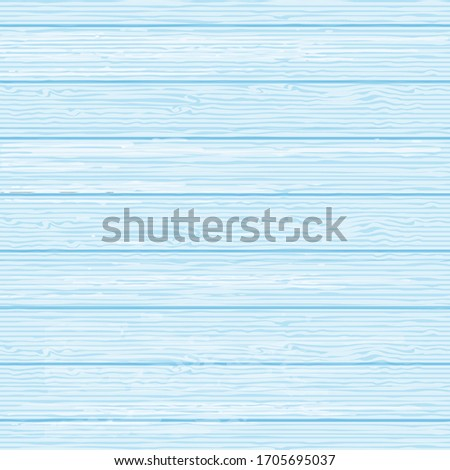 blue wood background poster or
