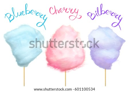 blueberry  cherry and bilberry