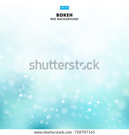 bluelight background abstract