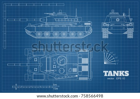 7d259615f168a Military Tank Vector - Download Free Vector Art