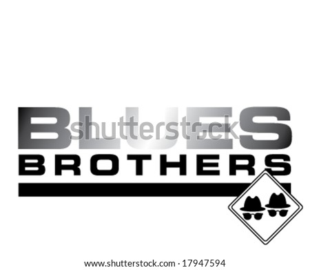 blues brothers vector brand