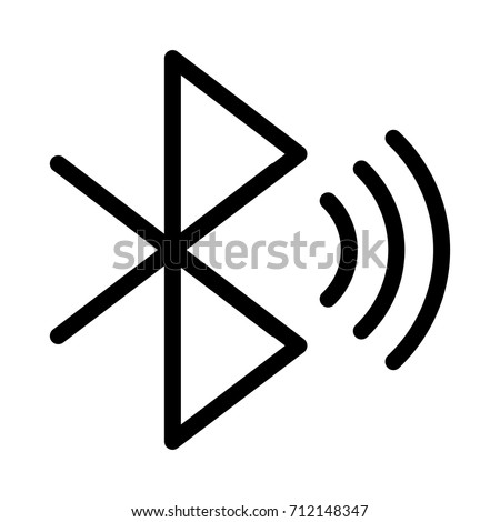 Bluetooth connected  icon
