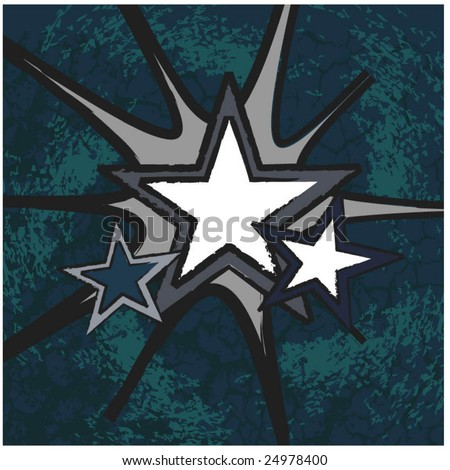 wallpaper rock and roll. bluish star rock n roll