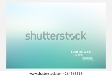 blur green background colorful