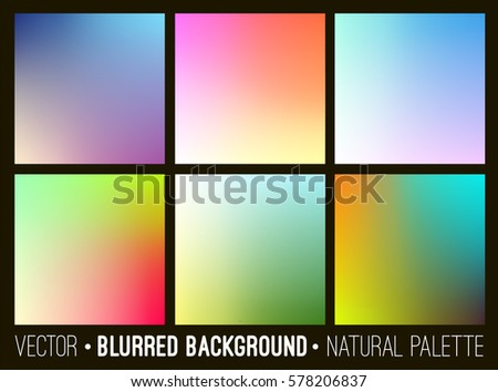 blurred abstract backgrounds
