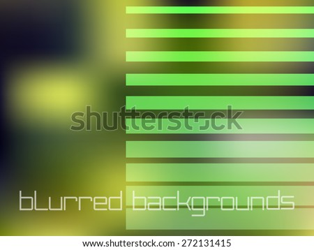 blurred background solid color