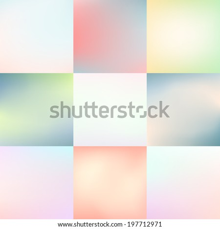 blurred backgrounds  1