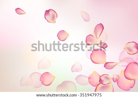 blurred pastel background with