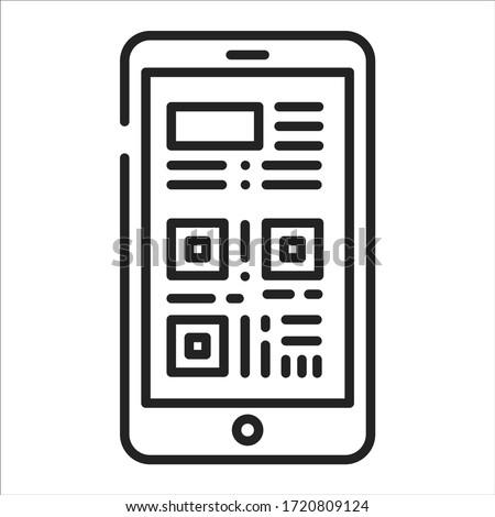 boarding pass in smartphone