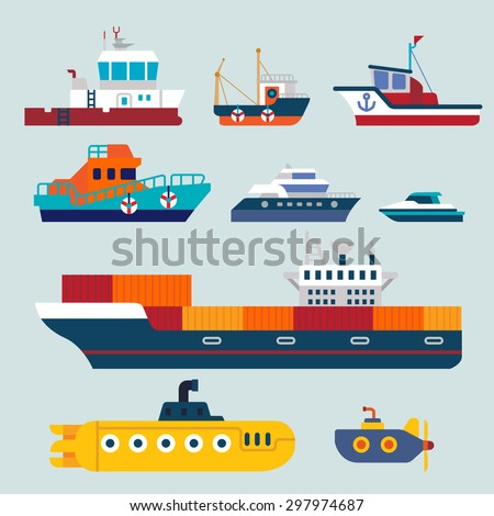 boats and ships  stock photo