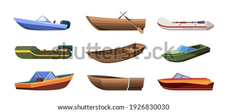 boats types wooden ships for