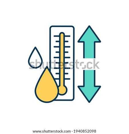 body temperature regulation rgb