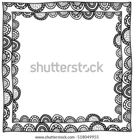 bohemian or boho style ornamental icon image