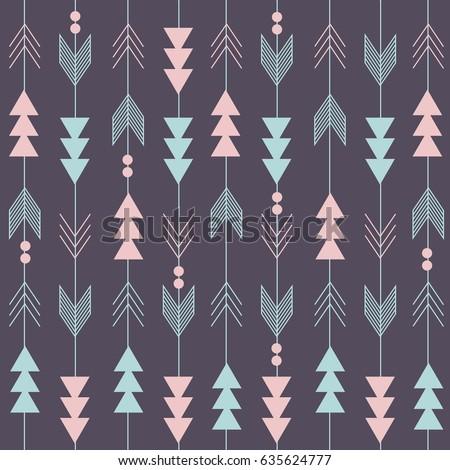boho pattern