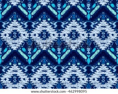 boho tie dye background native