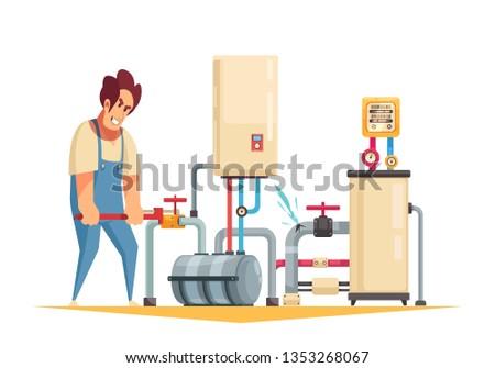 boiler repair plumber service