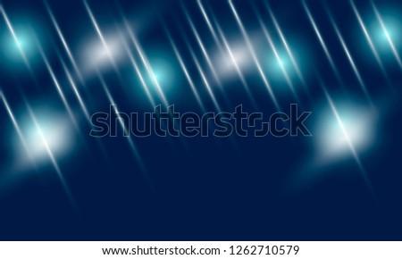 bokeh lights abstract