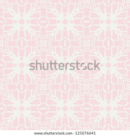 bold soft cute pink romantic seamless vector pattern. Texture for print, wallpaper, textile, wrapping, website or invitation background
