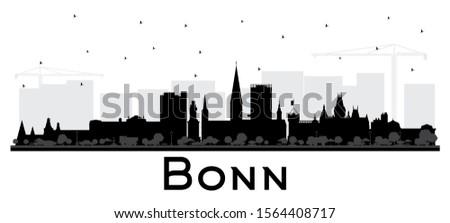 bonn germany city skyline