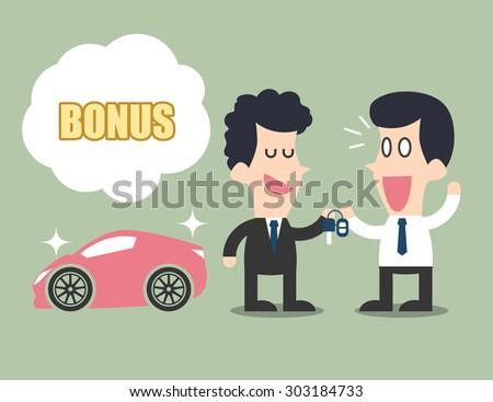bonus  business