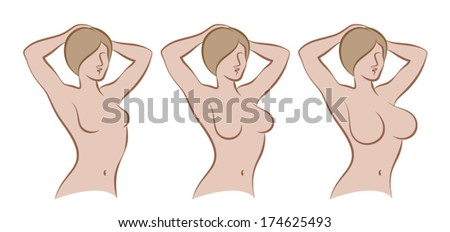 boobs size