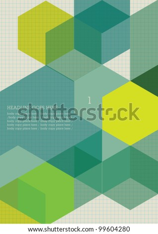 book cover background design