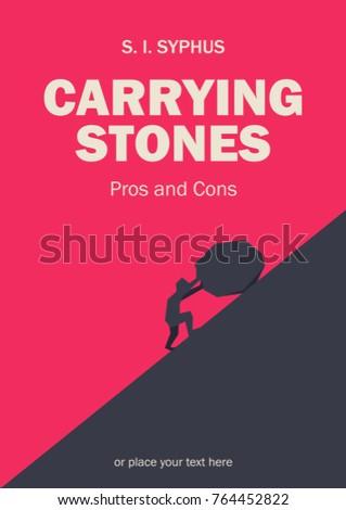 book cover creative funny...