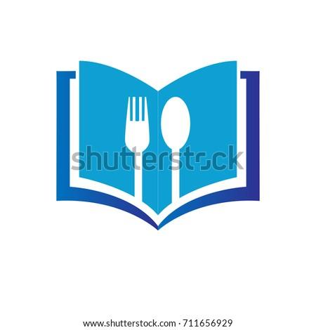 book food logo