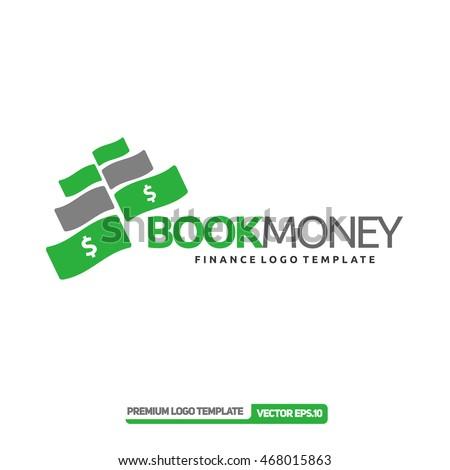 book money finance logo