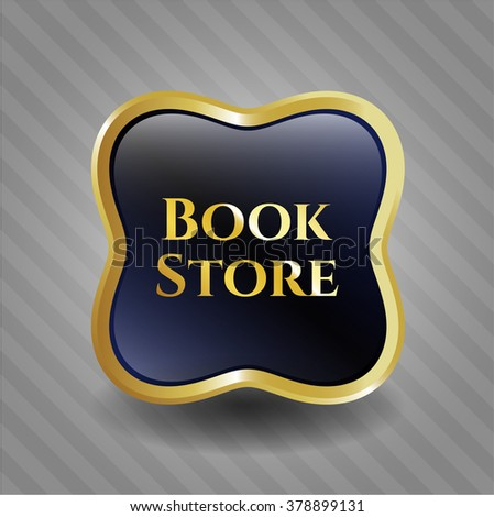 Book Store gold badge
